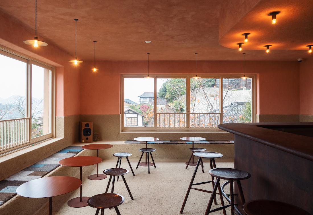 Cafe & Bar Atmosphere